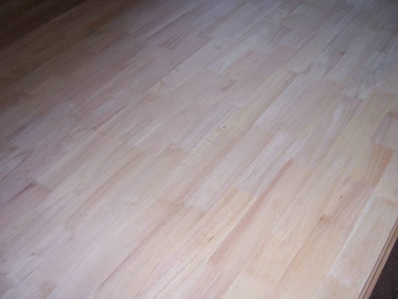 橡胶木/榉木楼梯踏步板