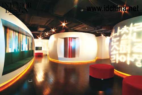 诱发1私密的空间与办公--奥美首尔开放房屋设计装修田园风灵感Ogi图片