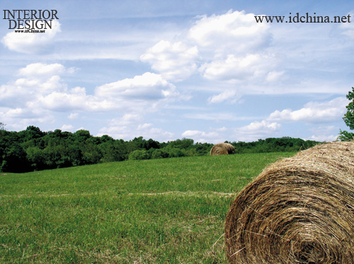 美国农场风景壁纸