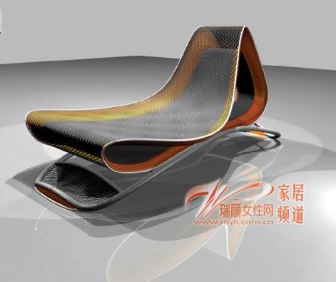 未来世界的椅子