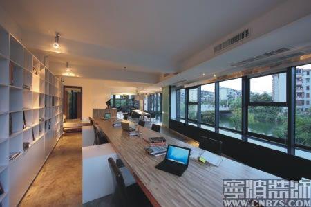 办公空间 专业样板房,装修,装潢,图片案例门户网站,宁波装饰