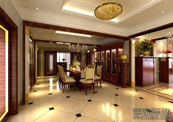 古典欧式风格-样板房,样板间