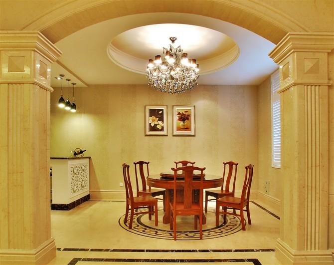 餐厅(实景)-样板房,样板间,装饰,装潢,装修样板房