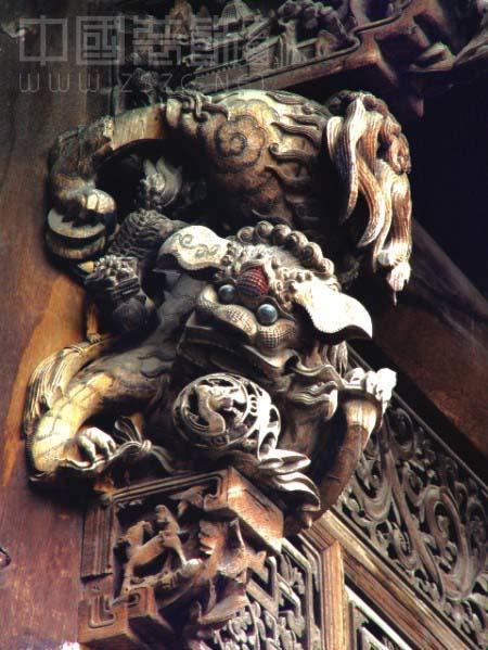 木雕刻-宁波市鄞州佳运建筑装饰有限公司