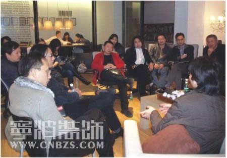 两只狐狸的故事-广州室内设计师崔华峰,张星印象