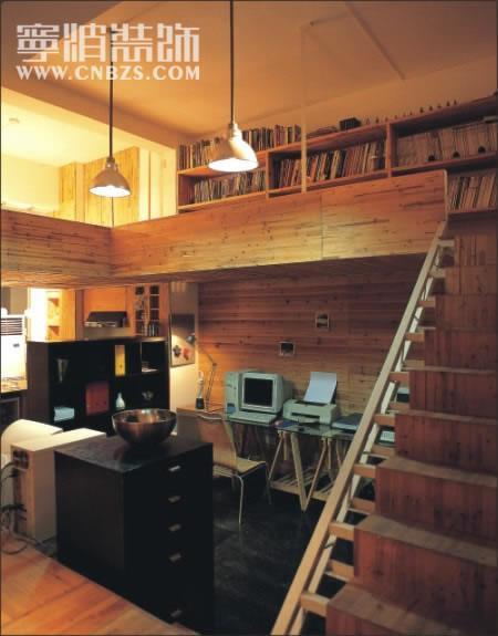 宁波康艺设计装饰工程有限公司办公空间 空间 瘾