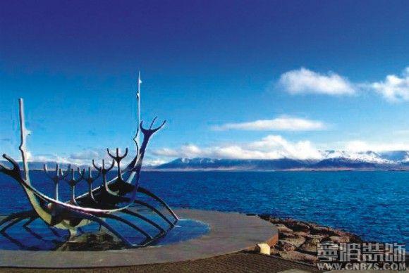 冰岛的建筑与艺术