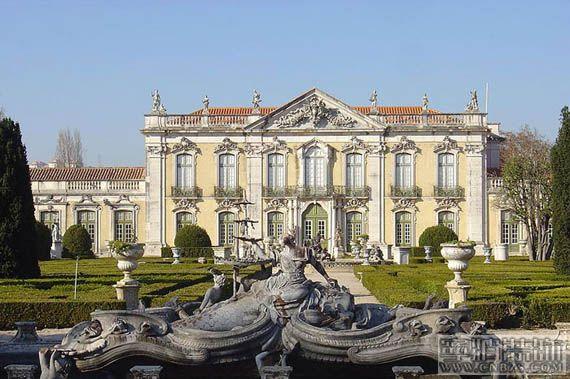 洛可可欧式建筑和巴洛克风格建筑之间的联系