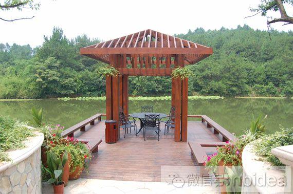日式庭院凉亭设计图片