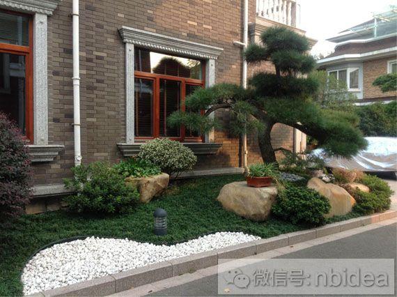 小别墅庭园景观设计