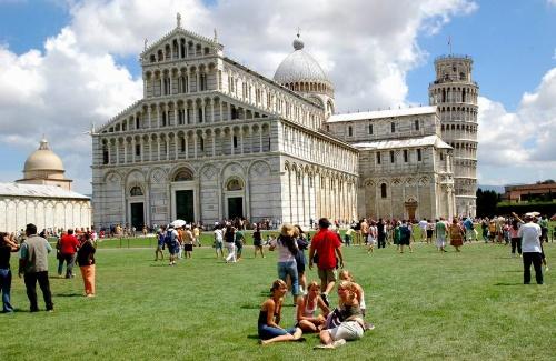 罗曼式建筑图片